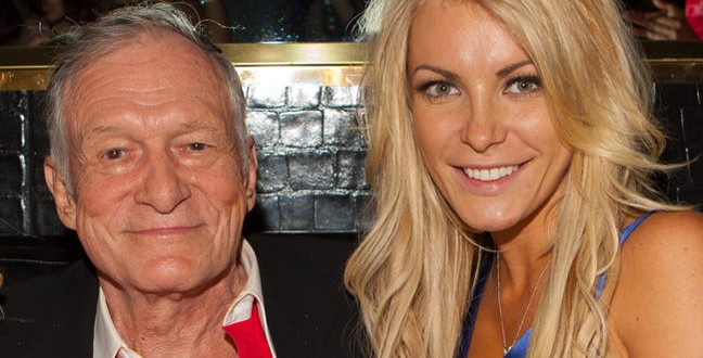 Hugh Hefner : Actress sold the first issue of Playboy for 50 cents a copy