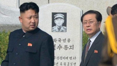 Kim Jong Un's Uncle Executed for treason in North Korea (VIDEO)