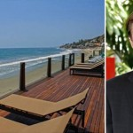 Leonardo DiCaprio : Actor Sells Beachfront Malibu Home