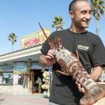 Man catches 18 pound lobster