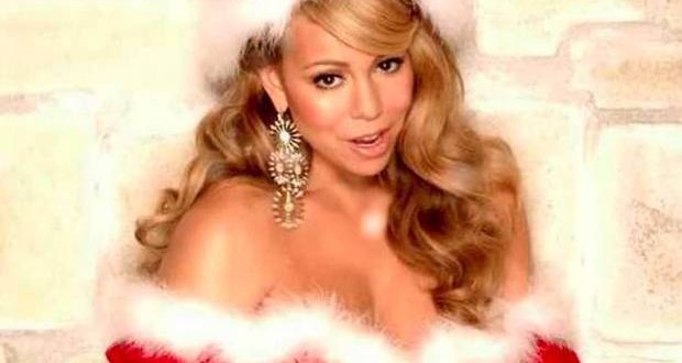 Mariah Carey : Christmas hit passes 1m sales in the UK