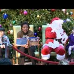 Michelle Obama: Christmas Talent Show Is Family Tradition