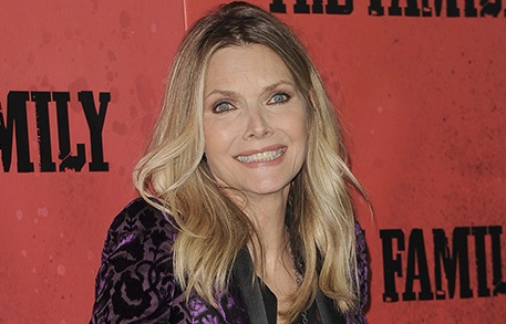 Michelle Pfeiffer 2013 : Actress on vegan diet, exercise and plastic surgery