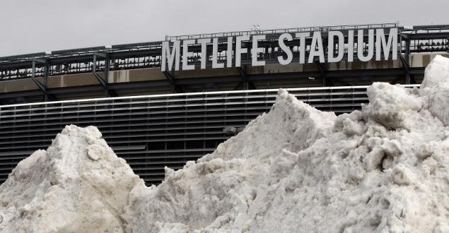 NFL could reschedule Super Bowl in case of snow : Officials