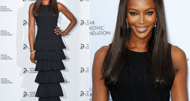 Naomi Campbell from London : Supermodel