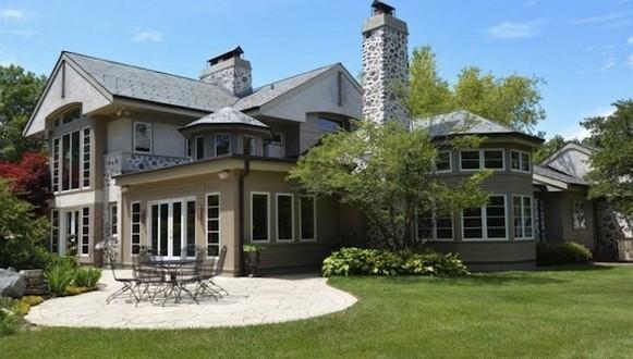 O.J. Mayo's new $2M Milwaukee home (PHOTO)