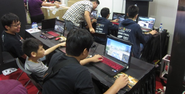 Online game addiction law divides South Korea (PHOTO)