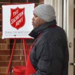 Salvation Army Kettle Stolen At Hanes Mall
