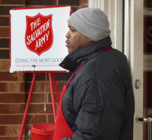 Salvation Army Kettle Stolen At Hanes Mall, Reports