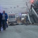Suicide bomber kills 30 in Russia