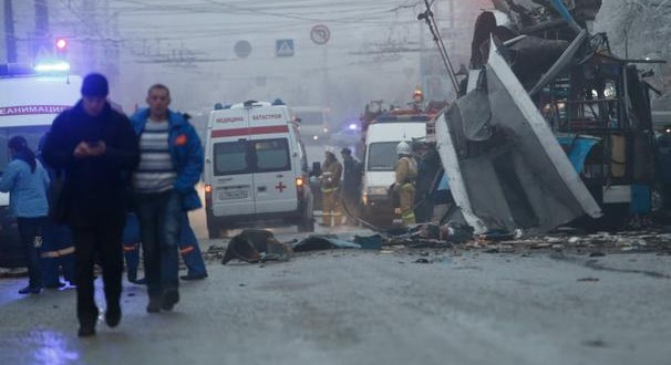 Suicide bomber kills 30 in Russia (VIDEO)