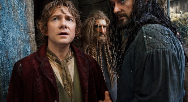 The Hobbit : The Desolation of Smaug (2013 – Trailer)