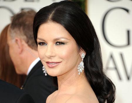 Actress Catherine Zeta-Jones Seeks Treatment for Bipolar ... Catherine Zeta Jones Actress