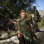 Actress Evangeline Lilly says role in The Hobbit
