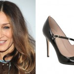 Actress Sarah Jessica Parker's First Shoe Is Revealed