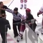 Coaches, team in brawl after college hockey game between rivals RPI, Union