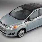 Ford Announces Solar Hybrid-Electric Car at CES in Las Vegas