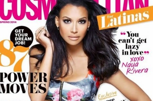 Glee star Naya Rivera Opens Up About Love Life With Big Sean