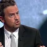 Celebrity Rehab : Matthew Perry debates drug and alcohol addiction on Newsnight