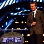 Star David Beckham takes up fencing