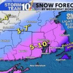 Storm Warning Accumulations of 5-10 inches