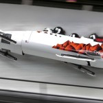 Canadian bobsled walk away from crash