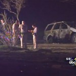 Father Witnesses Family Killed in Fiery California crash
