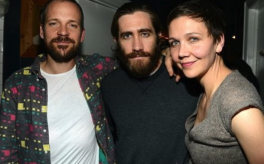 jake and maggie gyllenhaal and peter sarsgaard party with pussy riot in new york canada. Black Bedroom Furniture Sets. Home Design Ideas