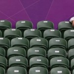 Organizers to blame for empty seats
