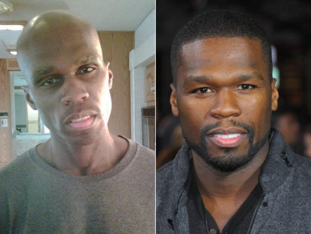 50 cent weight loss pics things fall apart movie rapper 50 cent was