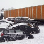 Record snowfall whitens Seattle