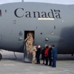 Canadian Soldiers return from Afghan mission