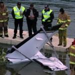 Crews locate all 5 Ridgway Reservoir plane crash victims