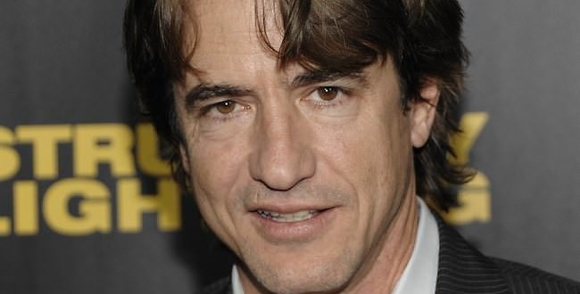 Crisis star Dermot Mulroney Explains Origin Of His Famous Lip Scar