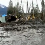 Deadly mudslide hits Washington town