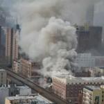East harlem Building Explosion