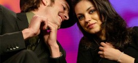 Milena Markovna Kunis joins fiancé Ashton Kutcher in 'Two and a Half Men'