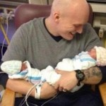 New Mom Fights Rare Cancer after Giving Birth to Twins