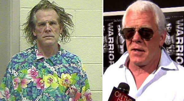 Nick Nolte convicted for selling phony draft cards in 1961