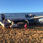 Plane aborts takeoff after gear failure in Philly