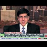 Teen Offers Idea to Save Government $136 Million per Year