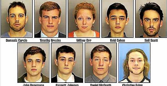9 arrests in prep school drug ring