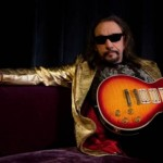 "Ace Frehley To Release Solo Album ""Space Invader"" In June"
