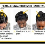 Black Female troops criticize Army's new hair rules as racially biased