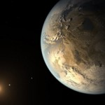 Earth-like planet found in other zone