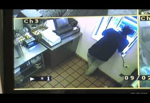 Fast-food Nerf assault: stephanie winkler, mark applebaum arrested