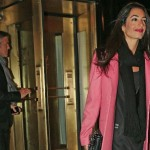 George Clooney engaged to human rights lawyer, report says