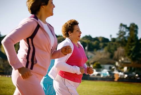Keeping fit could cut the risk of catching flu, results from Flusurvey