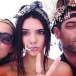 Kendall Jenner Wears Huge Nose Ring: Coachella