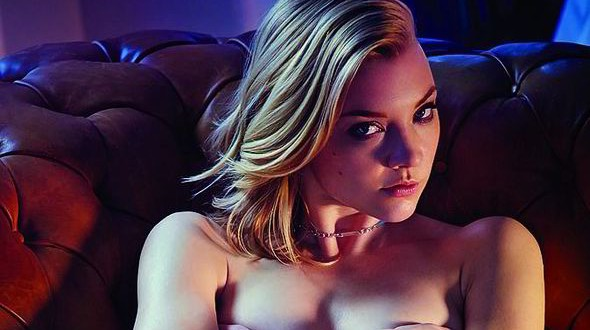 Natalie Dormer Goes Topless For GQ (Photo)